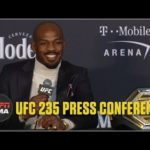 Jon Jones still has interest in fight vs. Brock Lesnar after UFC 235 win | ESPN MMA