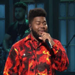 Khalid Nails His Performance Of 'Talk' As Musical Guest On 'SNL' — Watch