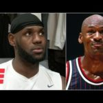 LeBron James: You don't know what Michael Jordan meant to me growing up   NBA Sound