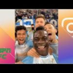 Mario Balotelli takes to Instagram Live after goal in Marseille's win | Ligue 1 Highlights