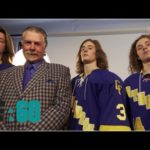 Minneflowta: Barry Melrose's Minnesota high school hockey hair chronicle | E:60
