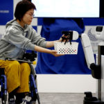 Olympics: Tokyo 2020 unveils robots to help wheelchair users, workers
