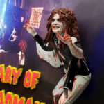 "Ozzy Osbourne ""Diary Of A Madman"" 3D Vinyl Cover Art Statue Revealed"