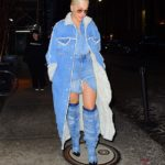 Rita Ora Steps Out In NYC Rocking Head-To-Toe Denim — Love Or Loathe Her Quirky Outfit?