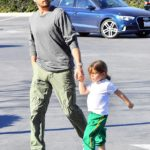 Scott Disick Holds Hands With Son Reign, 4, On Cute Frozen Yogurt Outing — Adorable Pics
