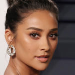 Shay Mitchell Suffers Wardrobe Malfunction While Showing Off New Blonde Hair Makeover