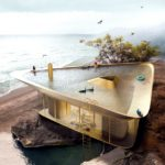 This Stunning Beach House Concept Has a POOL on the Roof