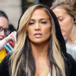 Jennifer Lopez Flashes Toned Abs In Tiny Pink Bikini & Fur Coat For 'Hustlers' — Pic