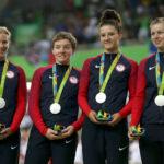 U.S. Olympic medalist Kelly Catlin dies at age 23