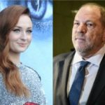 'Game of Thrones' star Sophie Turner compares Harvey Weinstein to show's King Joffrey