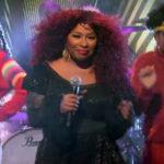 Watch Chaka Khan Play Funky 'Like Sugar' on 'Ellen'
