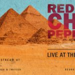 Watch Red Hot Chili Peppers Play The Great Pyramids Of Giza In Egypt