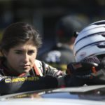 Young driver aims to be better than Danica