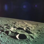 This Is the Stunning Picture Israel's Lunar Lander Took Right Before It Crashed