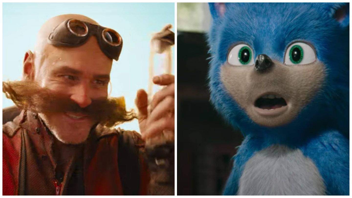 Here S The Trailer For The Sonic The Hedgehog Movie E Radio Usa