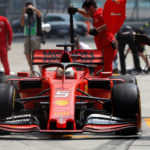 Motor racing: Vettel sets the pace in first Chinese GP practice