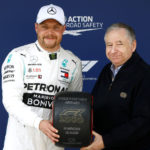 Motor racing: Mercedes lock out Chinese GP front row with Bottas on pole