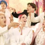 """BTS' """"ARMY With Luv"""" Music Video Is A Shoutout To Fans With A Ton More Halsey Moments – Elite Daily"""