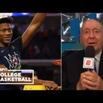 De'Andre Hunter's career night was difference for Virginia – Dick Vitale | College Basketball