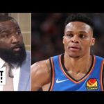 The Thunder are 'dysfunctional' and Russell Westbrook is struggling – Kendrick Perkins | Get Up!