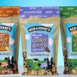 Ben & Jerry's Is Now Selling Bags of Cookie Dough Chunks, Because Dreams Really Do Come True