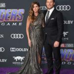 Chris Pratt & Katherine Schwarzenegger Make Red Carpet Debut At 'Avengers: Endgame' Premiere — Pics