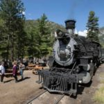 This Brew Train Serves Up Craft Beers and Stunning Views of the Colorado Mountains