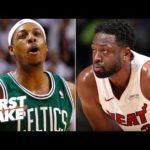 Dwyane Wade obviously had a better career than Paul Pierce – Stephen A. | First Take