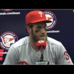 Bryce Harper: I have the city of Philadelphia behind me 'each and every night' | MLB Sound