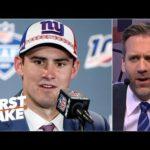 Giants QB Daniel Jones 'better be a Hall-of-Famer one day' – Max Kellerman | First Take