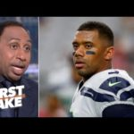 The Seahawks better give Russell Wilson a new deal by his deadline – Stephen A. | First Take