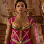 A new teaser for the live-action Aladdin is here, and we're obsessed with each and every one of Jasmine's outfits
