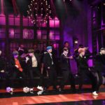 "Watch BTS Shut Down 'SNL' with ""Boy with Luv"""