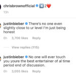 Chris Brown Does Epic Dance Tribute To Michael Jackson After 'Leaving Neverland' & Justin Bieber Loves It