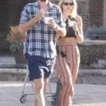 Scott Disick & Sofia Richie Get Frozen Yogurt Together After He Raves About Ex Kourtney