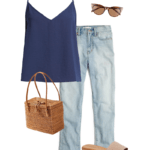 How to Dress for Warm Weather like a French Girl