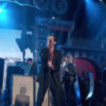 """Watch The Killers Play """"Land Of The Free"""" For The First Time On Jimmy Kimmel Live! In Vegas"""