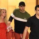 Britney Spears' Boyfriend Insists She's 'Doing Amazing' & 'Nobody Needs To Worry' — Watch