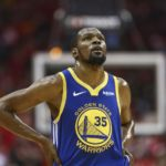 Report: Durant 'not close' to returning
