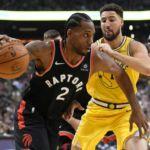 First look at the Warriors-Raptors NBA Finals