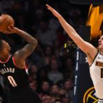 Jokic, Nuggets move within a win of West finals
