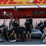 Motor racing – Bottas leads Mercedes one-two in Spanish GP practice