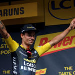 Cycling: Roglic takes Giro d'Italia lead with opening time trial win
