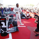 Motor racing: Hamilton back on top with victory in Spain