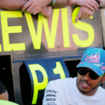 Motor racing: Hamilton hails history in the making after another one-two
