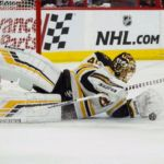 Rask, Bruins edge 'Canes, move to verge of sweep