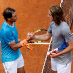Nadal powers into Rome final as Konta completes comeback win in semis
