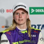 Motor racing: Visser is W Series winner at Zolder