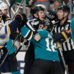 Blues look to finish Sharks, get back to Final at last