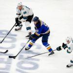 Blues KO Sharks in Game 6, reach first Final since '70